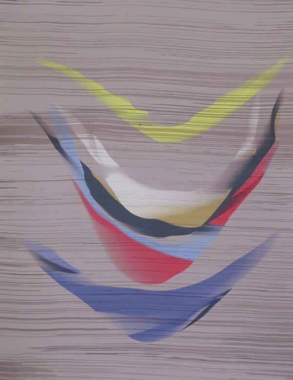 Broto, ST, 63 x 49 cm