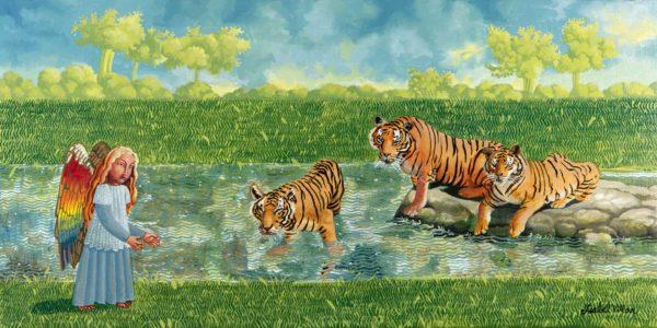 Tres felices tigres 2020